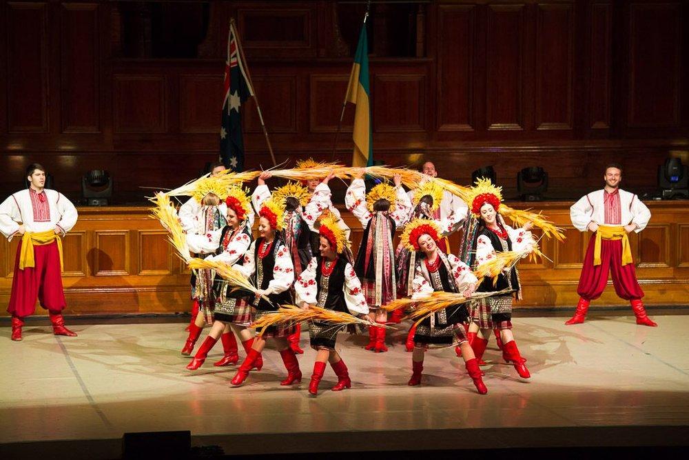 Ukrainian National Festival Gala Concert Melbourne, 2017