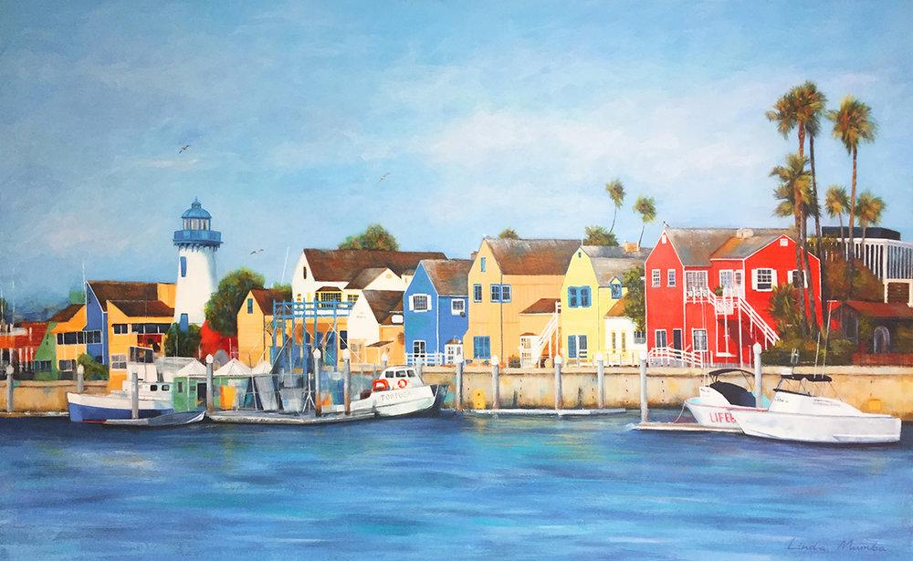 Commission - Marina Del Rey, LA.