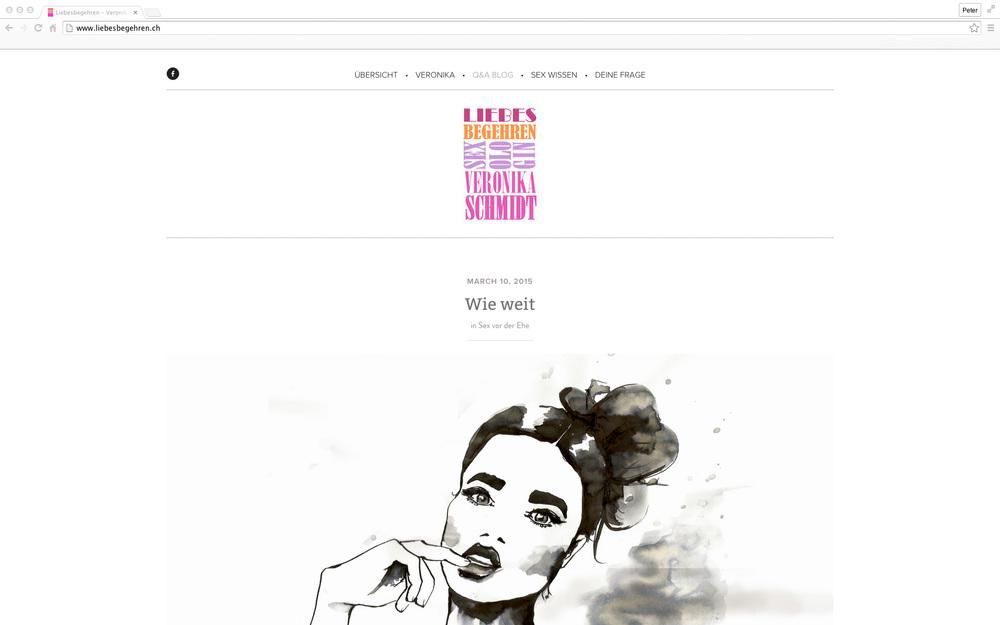 liebesbegehren webdesign by 720 grad schaffhausen