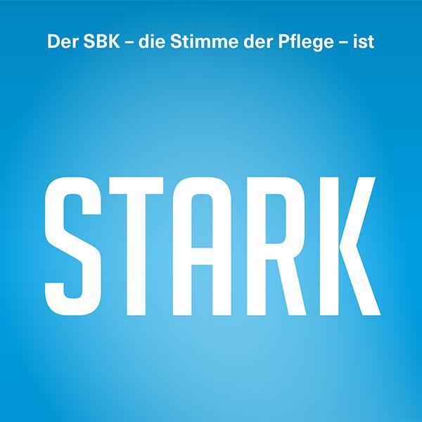 Leporello Schweizerischer Berufsverband der Pflegefachfrauen und Pflegefachmänner SBK