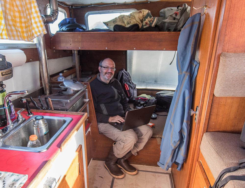 peter Schäublin Fotograf Schaffhausen arbeitet mit dem HP ZBook Studio