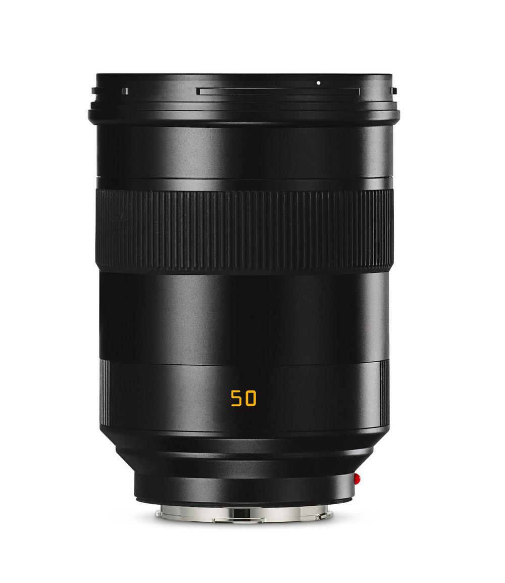Das Leica Summilux-SL 1:1,4/50 mm ASPH (Pressebild Leica)
