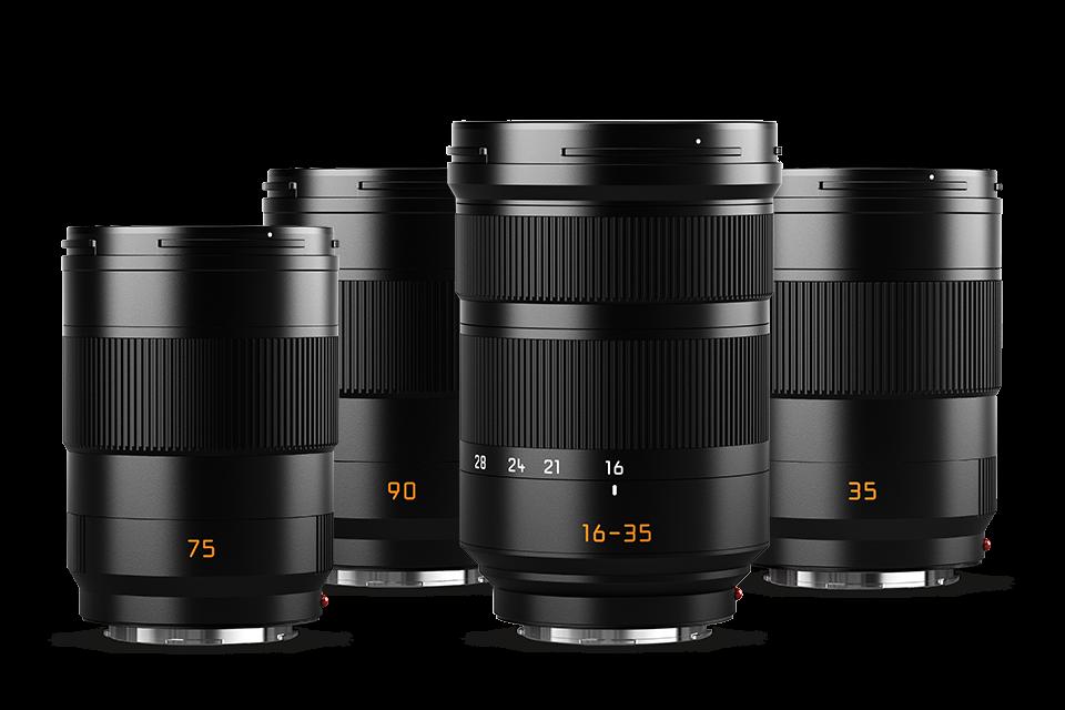 Die Roadmap für weitere SL-Objektive steht:  Leica APO-Summicron-SL 1:2/75 mm ASPH: Verfügbar ab Sommer 2017 Leica APO-Summicron-SL 1:2/90 mm ASPH.: Verfügbar ab Herbst 2017 Leica Super-Vario-Elmar-SL 1:3,5-4,5/16-35 mm ASPH.: Verfügbar ab Winter 2017 Leica Summicron-SL 1:2/35 mm ASPH.: Verfübar ab Anfang 2018  Weitere Informationen dazu auf der   Homepage von Leica Internationa  l.  (Preissebild Leica)