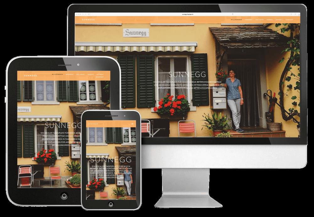 günstige homepage mit cms von 720 grad schaffhausen