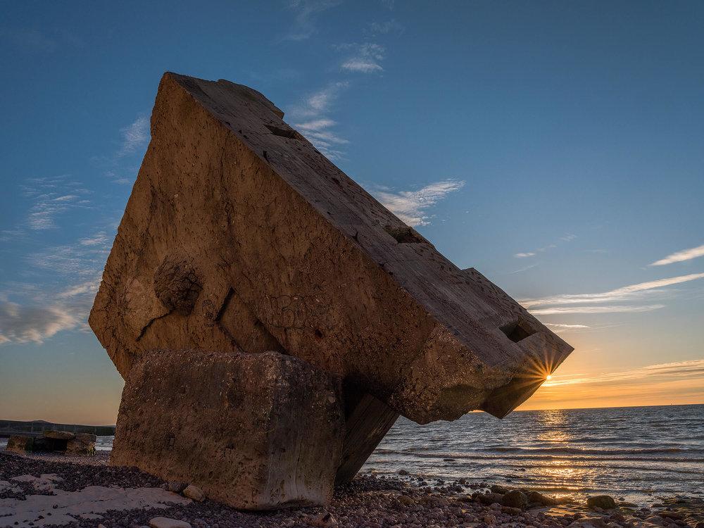 bunker von saint marguerite sur mer by peter schäublin fotograf schaffhausen