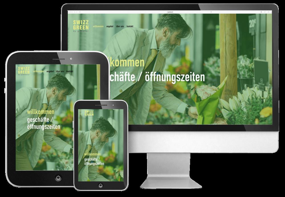 günstiges webdesign by 720 grad gmbh schaffhausen