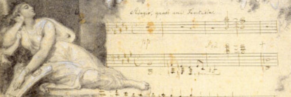 Fanny Hensel, Januar from 'Das Jahr' (1840)