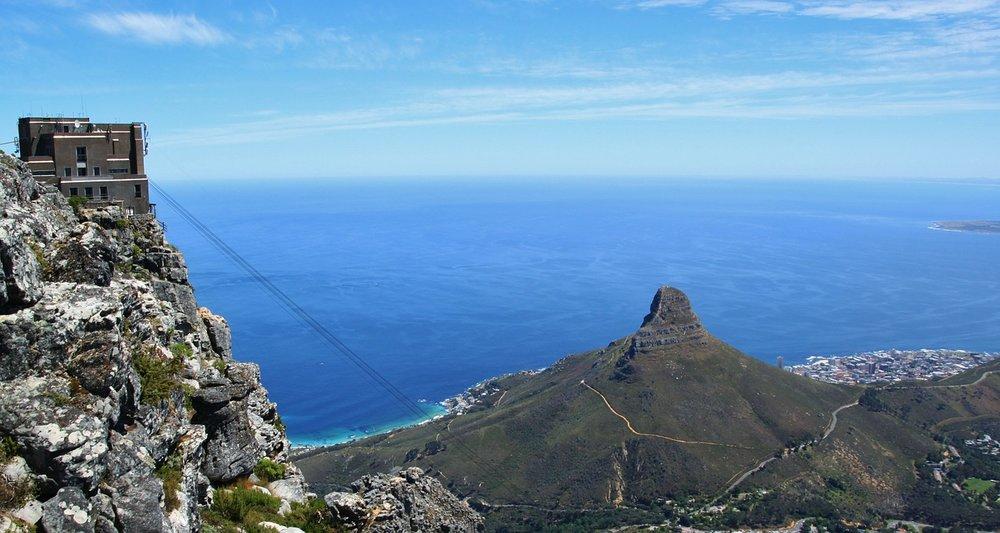Table Mountain Treeshake