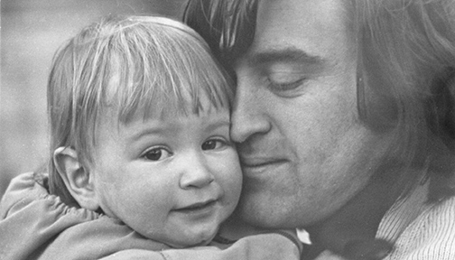 My Dad & I, this image taken by Maidstone photographer Martyn Rolfe & has always been a precious photo. This image was the seed to my photographic journey!