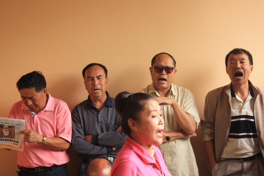 Singers Kunming--2010