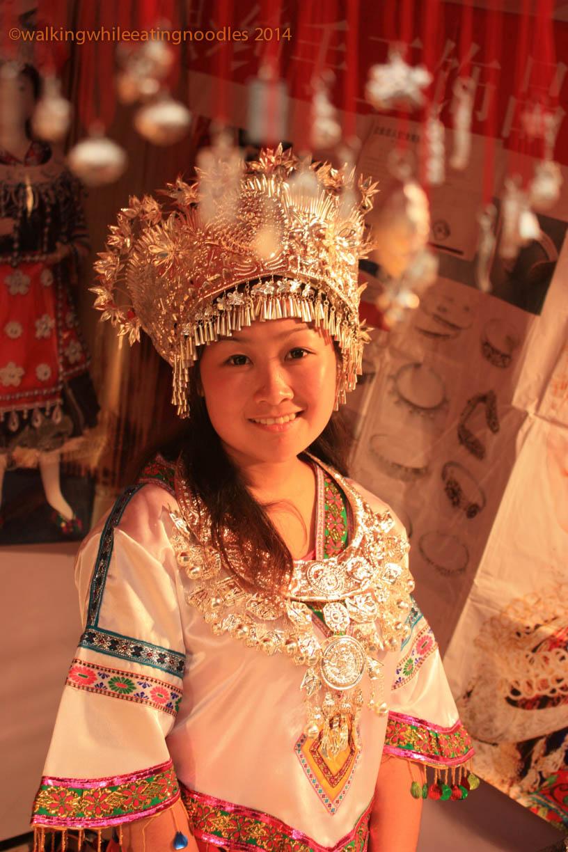 Miao Girl Kunming--2010