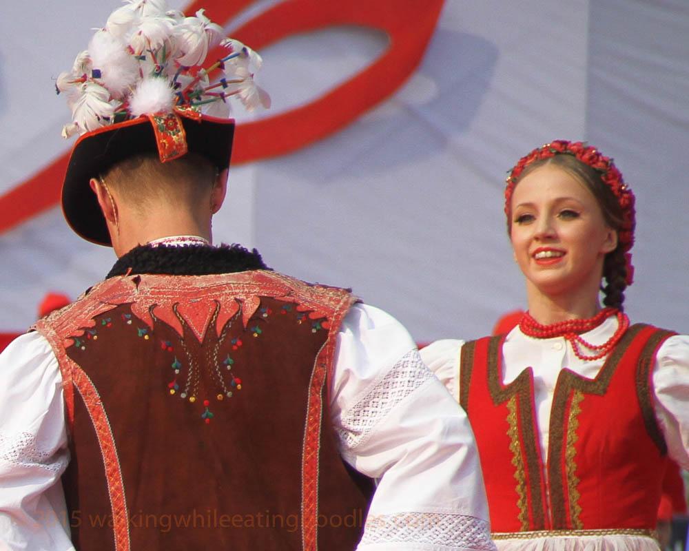 Austrian Dancers