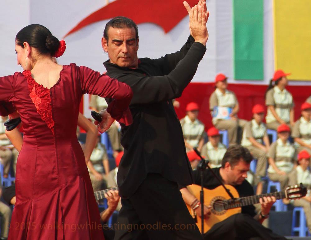 Dancing Masters