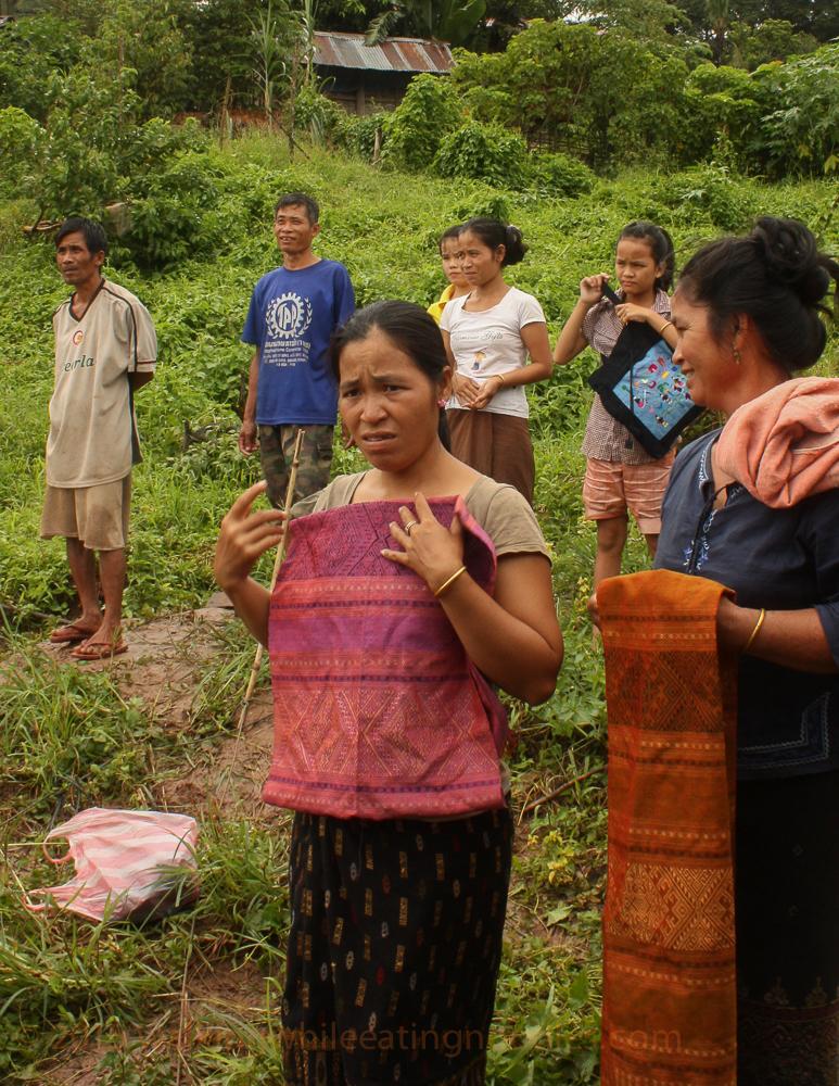 Laotian Villagers