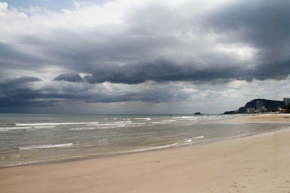 Back Beach: