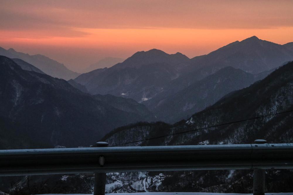 sunrise shennongjia