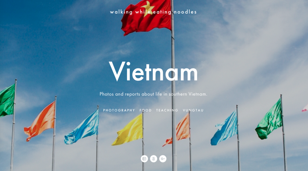 Click on the image above to navigate to the Vietnam section