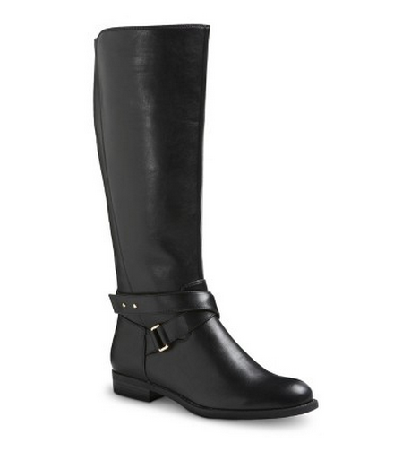 Tall buckle boots  (you won't believe how much these are)