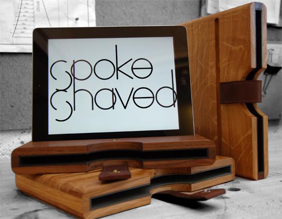 Spokeshaved iPad Case