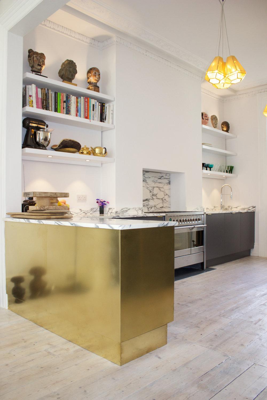 Elegant & Brassy -