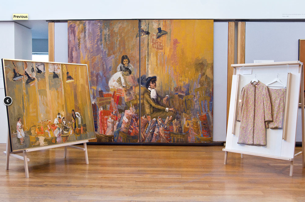 Coco Chanel - Exhibition  FASHION CURATION