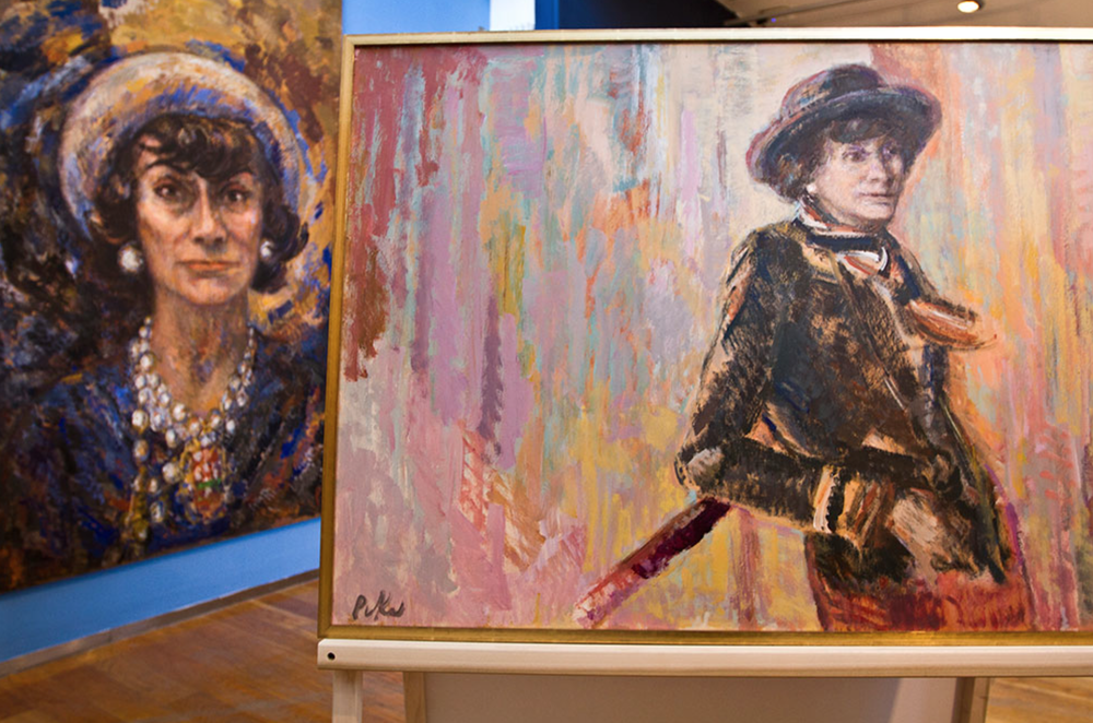 Coco Chanel - Exhibition