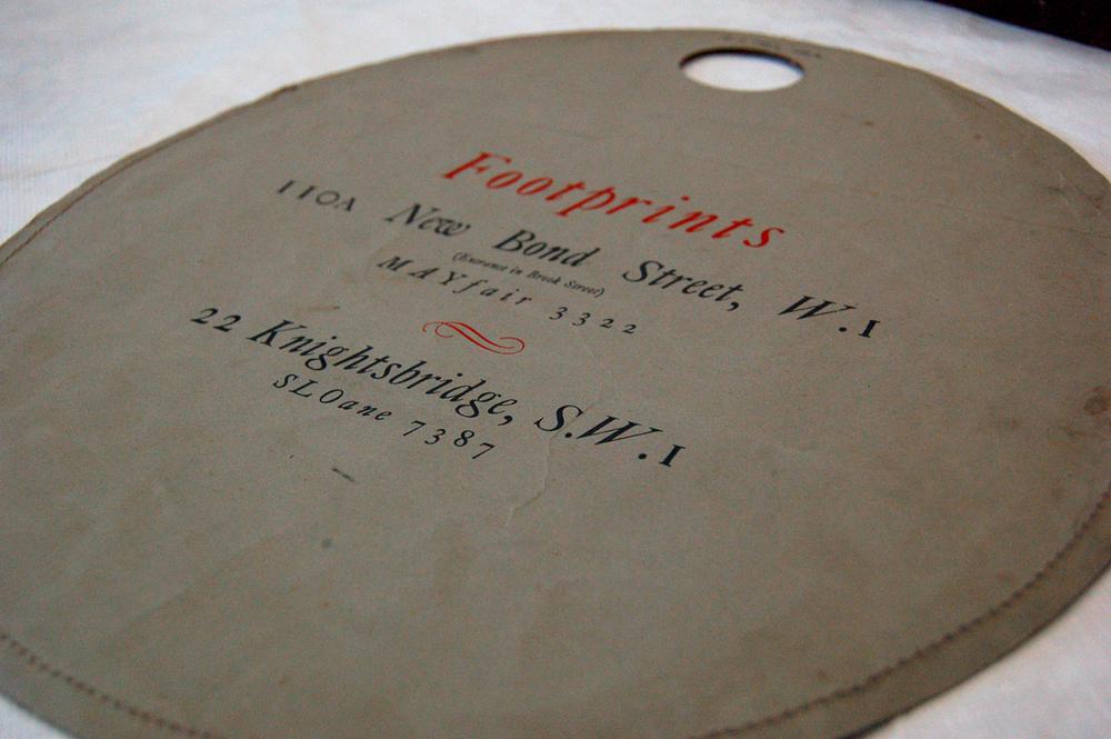Footprints Branding Ephemera
