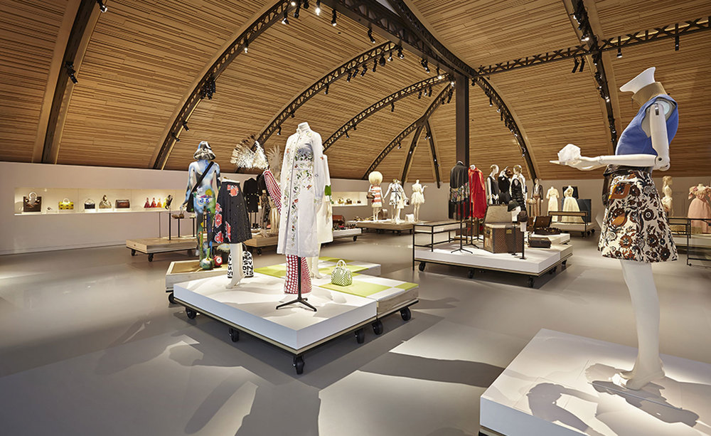 Louis Vuitton exhibition, 2015. Paris. Image: Grégoire Vieille / Courtesy of Louis Vuitton