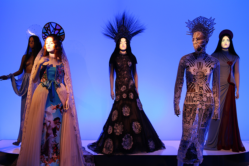 Jean Paul Gaultier, 2014. Barbican, London. Image: Jitesh Patel Studio