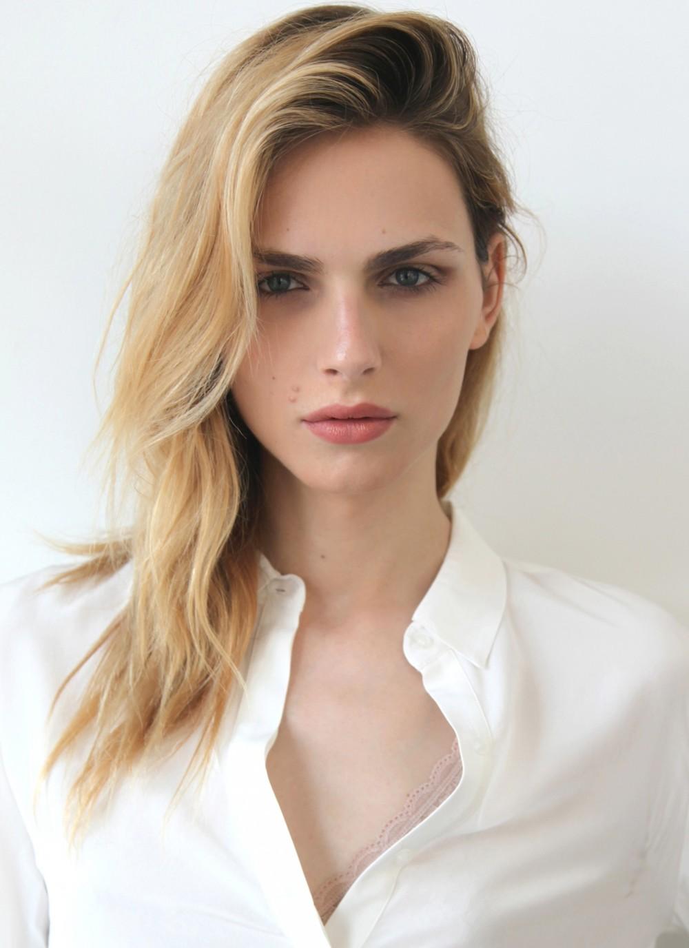 Transgender model,Andreja Pejic
