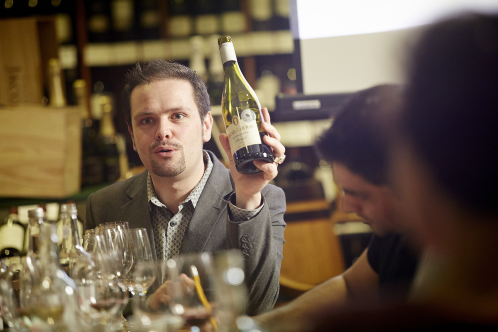 wine tasting bristol tristan darby wine school