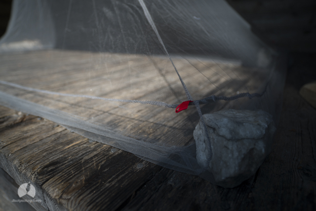 Sea-To-Summit Nano Mosquito Pyramid Net review by Backpacking North