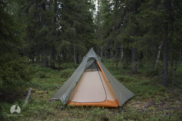 Eureka / Nigor WickiUp 3 SUL Review by Backpacking North & Eureka! / Nigor WickiUp 3 SUL Review [Updated] u2014 Backpacking North