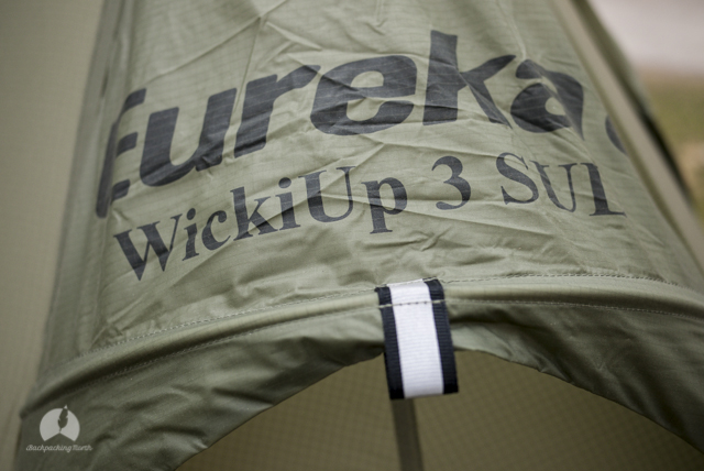 Eureka / Nigor WickiUp 3 SUL Review