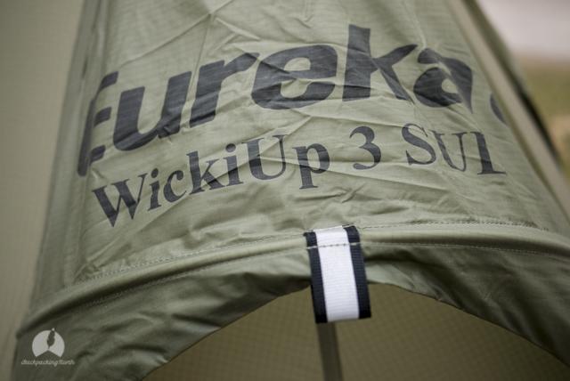 Eureka / Nigor WickiUp 3 SUL Review