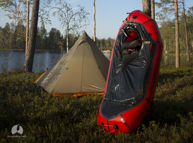 Eureka / Nigor WickiUp 3 SUL Review by Backpacking North