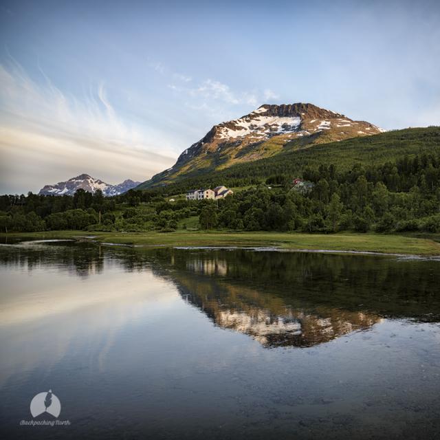 Tverrbotnfjellet, Tromso, Norway