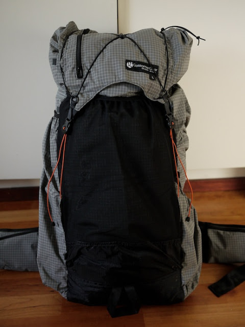 b454198fef29 Ultralight Makeover - Downsize Your Pack - Guide to Ultralight ...