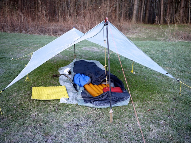tarp.jpg & Ultralight Makeover - Ditch the Dome u2014 Backpacking North