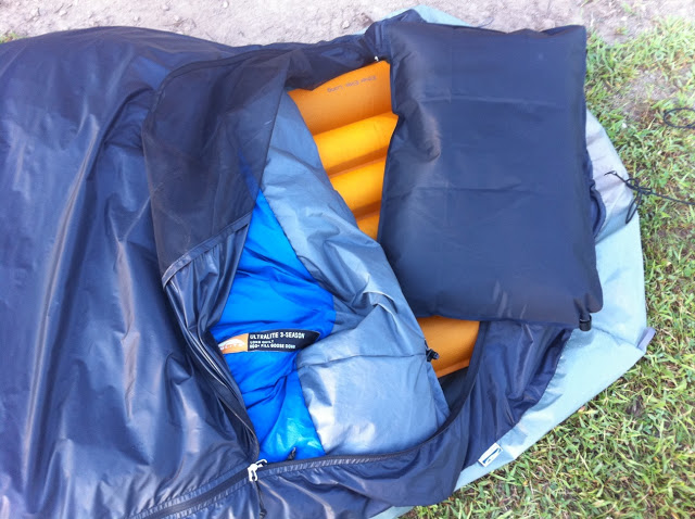 Ultralight Makeover Change Your Bedding Backpacking North
