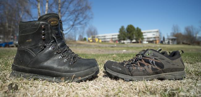 Trail Running Vs Running Shoes