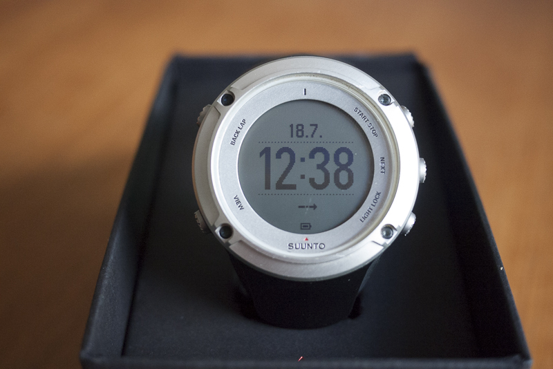 Suunto Ambit2 Test Review Backpacking North