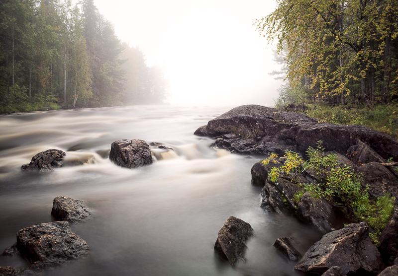 Raudanjoki rapids, Vikäköngäs