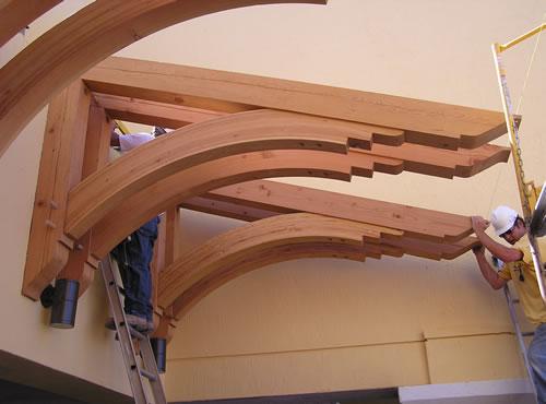 Heavy Timber Gallery Triton International Woods