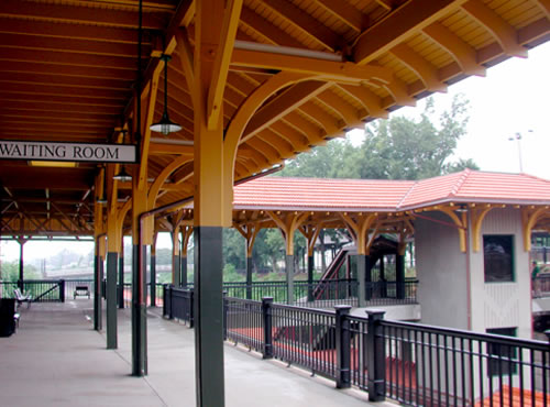 High Point Railroad Station