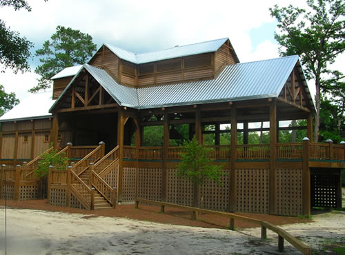 Heavy Timber Party Pavilion