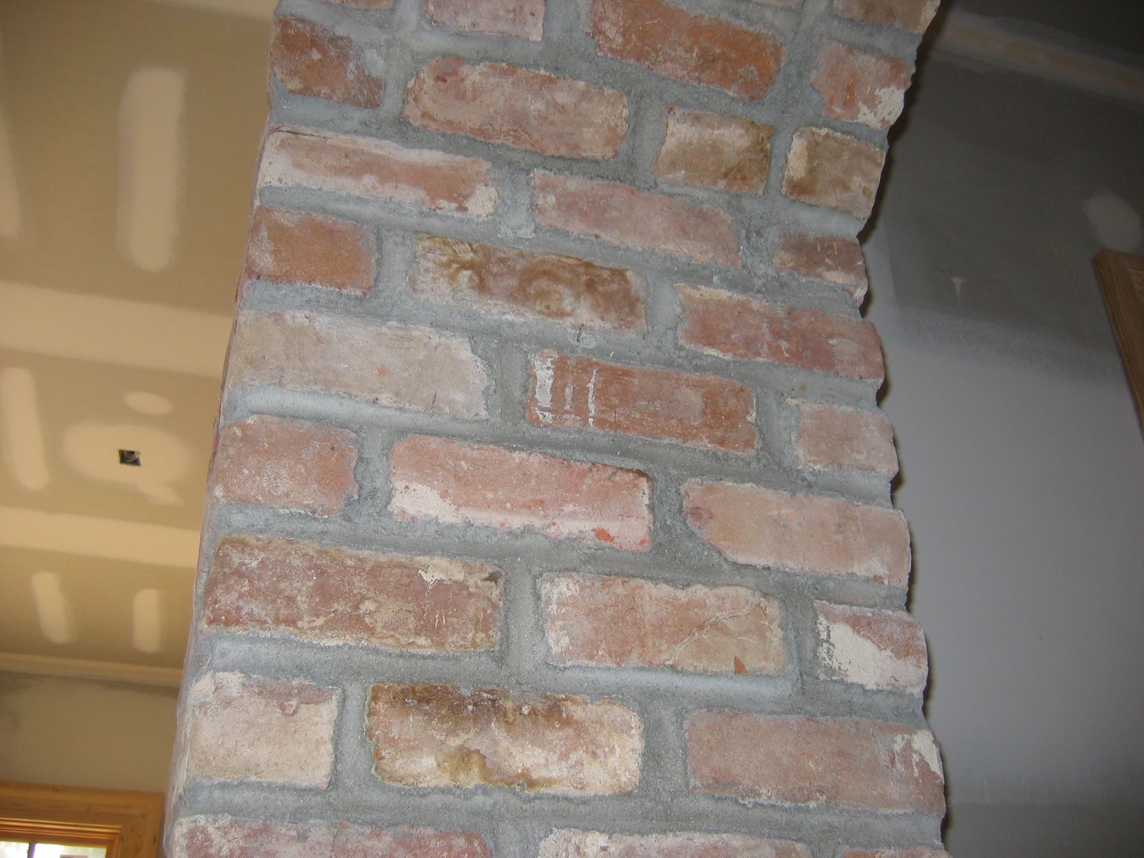 triton international woods reclaimed bricks