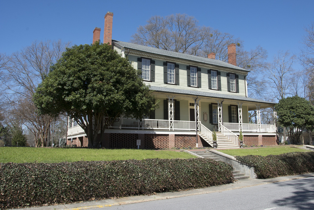 Blount-Bridgers House - Tarboro, NC