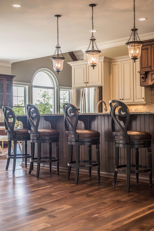 Custom Kitchen Flooring