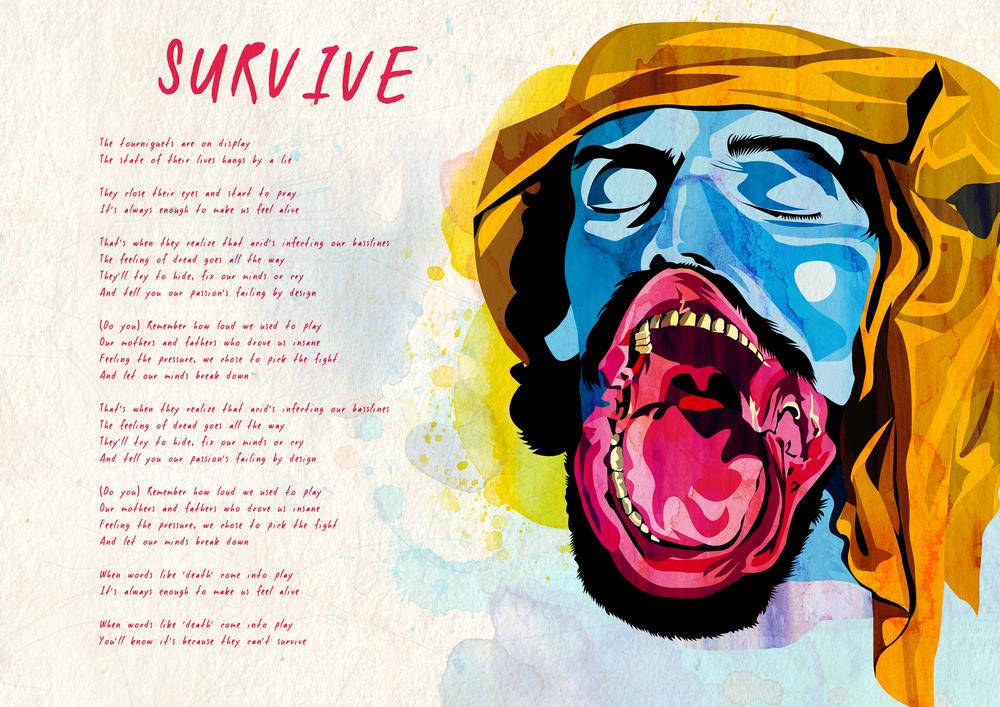 2. Survive